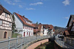 Calle en Durbach