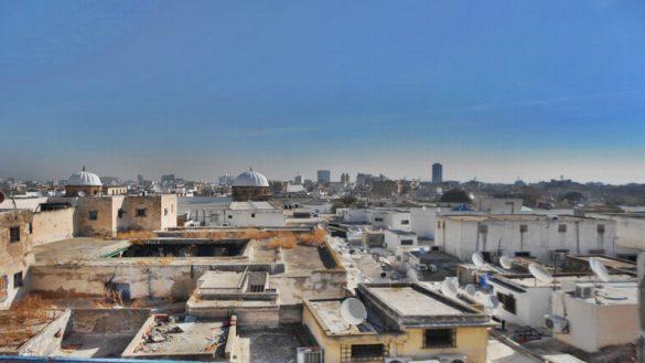 Tejados de Túnez