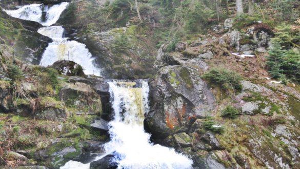 Cascada de Triberg