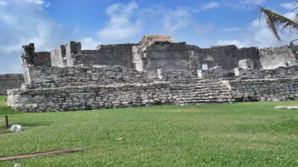Ruina en Tulum