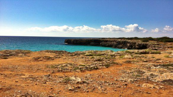 Acantilado en Menorca