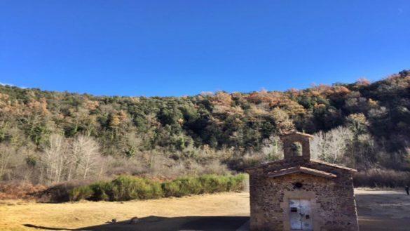 Ermita del volcán