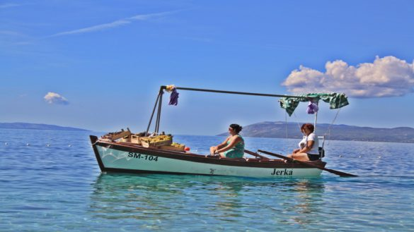 Barca Tucepi