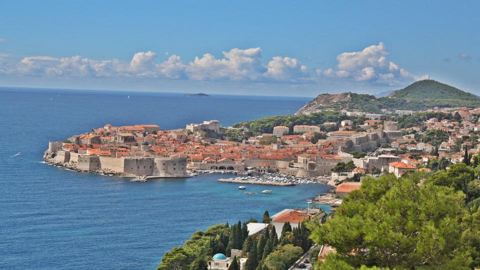 Hrvatska de Zagreb a Dubrovnik – Dubrovnik y Cavtat