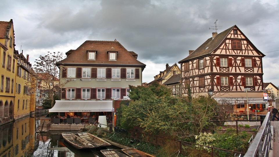 Ruta por Alsacia – Colmar, la puerta de entrada