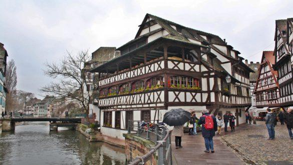 Entramados Estrasburgo