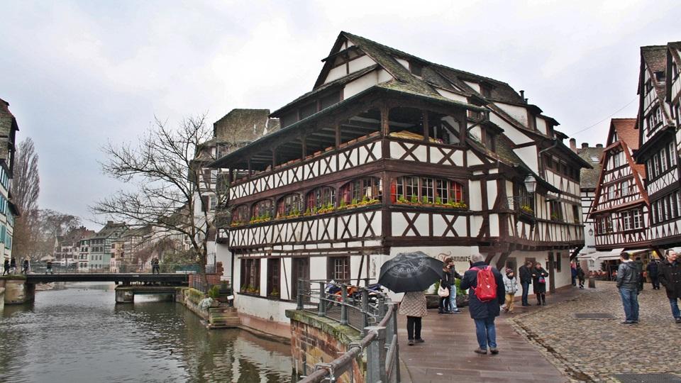 Ruta por Alsacia – Camino de Estrasburgo