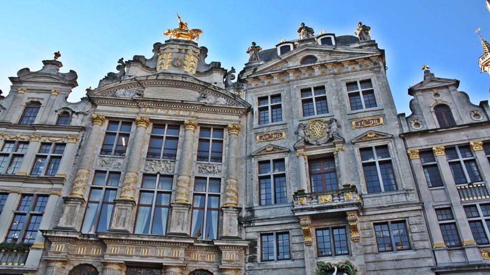 Encantos de Bélgica – Bruselas a fondo