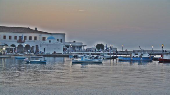 Bahía Mikonos