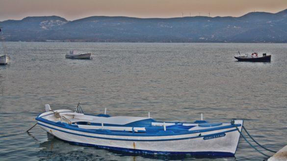 Barcas Milos
