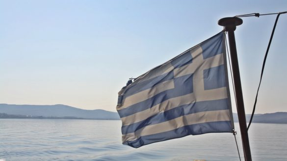 Grecia mar