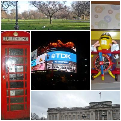 Mosaico de Londres