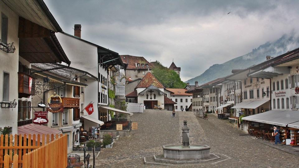 Suiza paraíso natural – Descubriendo el país