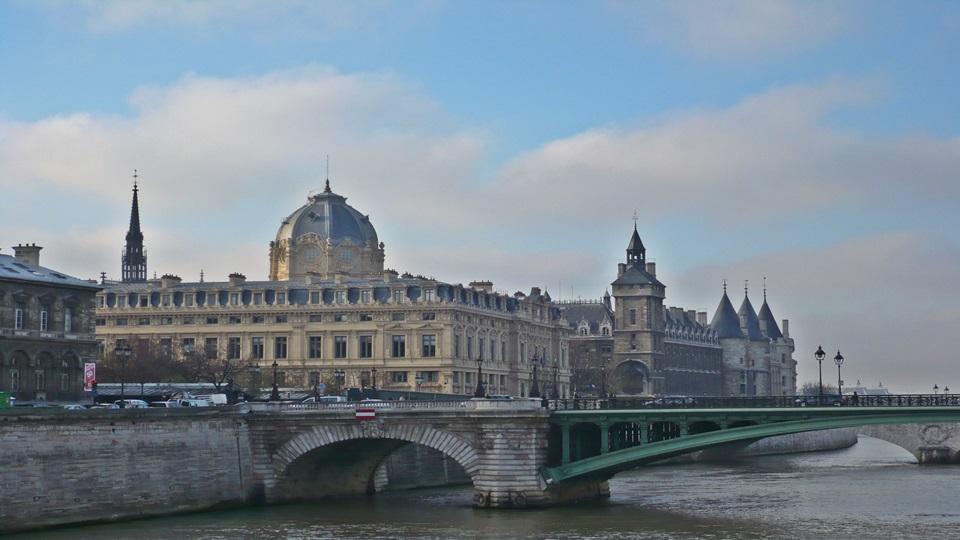 Barrios de París – Plazas y monumentos