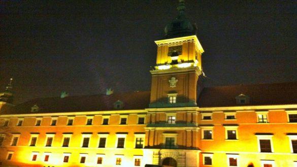 Castillo Varsovia