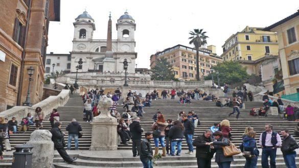 Escalinatas España