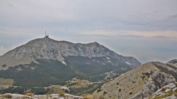 Monte Lovcen