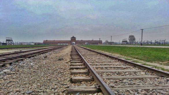 Tren Birkenau