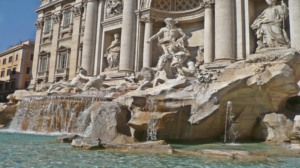 La grandeza de Roma – Laberinto de Roma y la Santa Sede