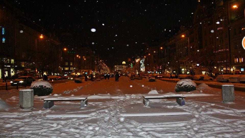 Circuito por Praga – Plaza Wenceslao
