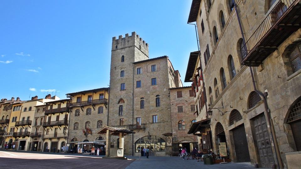 Toscana soleada – Ruta por el este