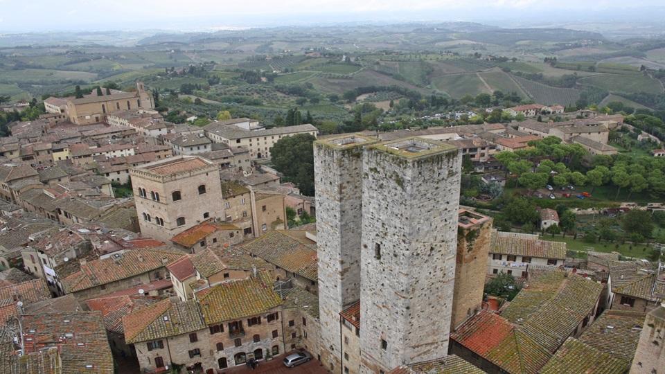 Toscana soleada – Clásicos de la tierra