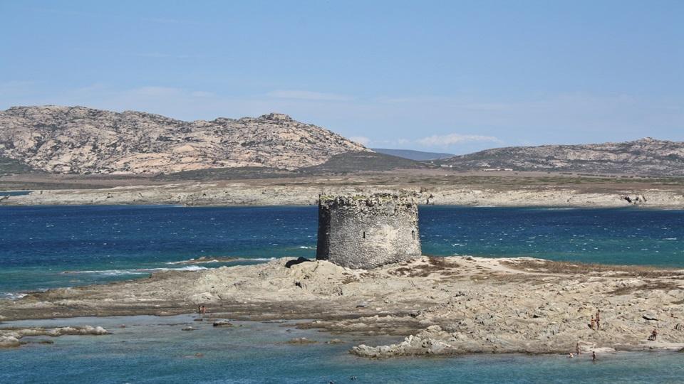 Isla de Cerdeña – El desembarco al Mediterráneo