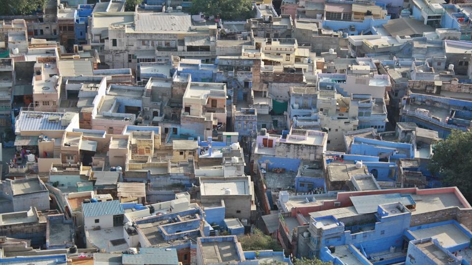 Expedición por el norte – La ciudad azul de Jodhpur