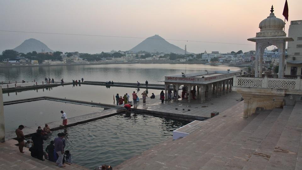 Expedición por el norte – Ciudad sagrada de Pushkar
