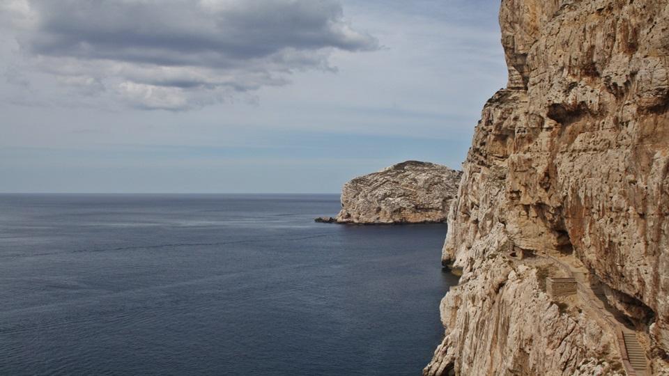 Isla de Cerdeña – Capo Caccia y Sassari