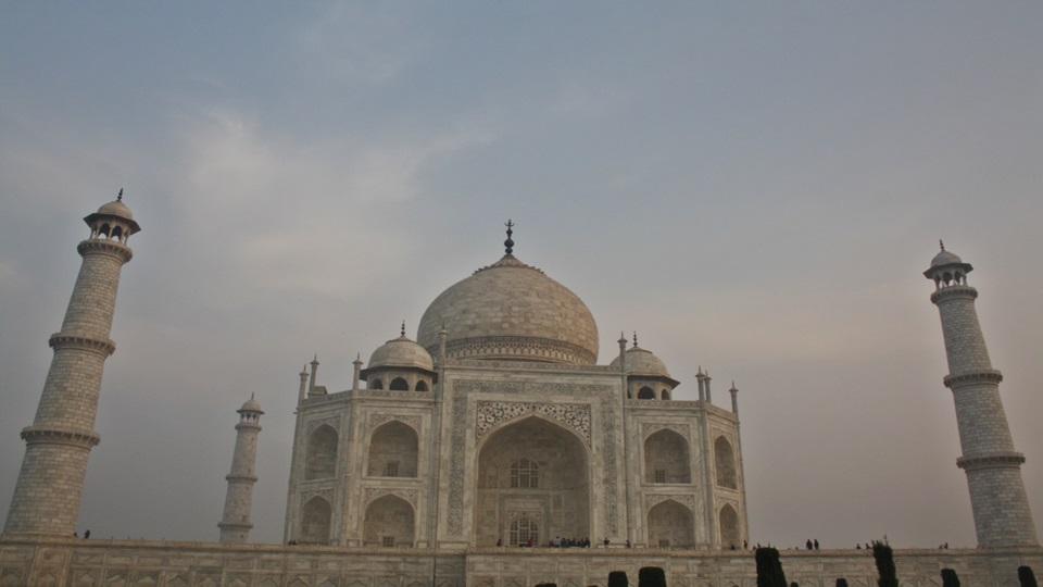 Expedición por el norte – Taj Mahal, maravilla del mundo