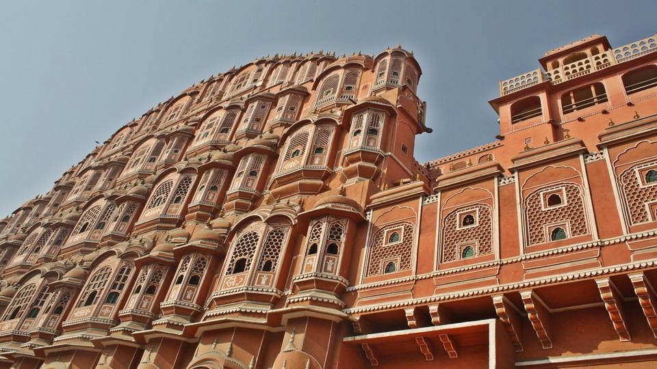 Expedición por el norte – La ciudad rosa de Jaipur