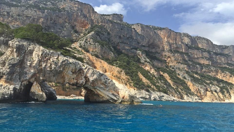 Isla de Cerdeña – Cala Gonone II