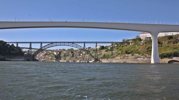 Dos puentes Oporto