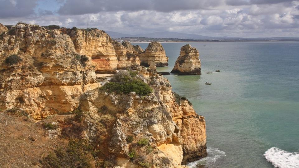 El Algarve y Lisboa – Puntos destacados de costa
