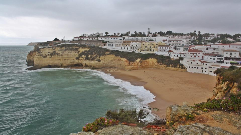 El Algarve y Lisboa – Entrada al Algarve
