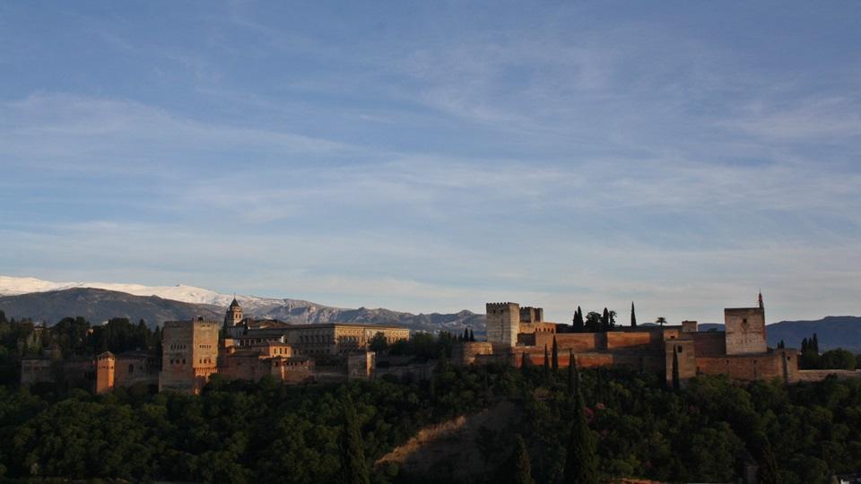 Andalucía – Un día en Granada