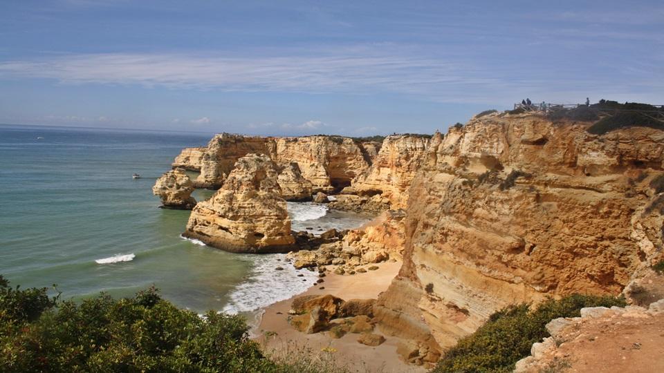 El Algarve y Lisboa – Adiós Algarve, hola Lisboa