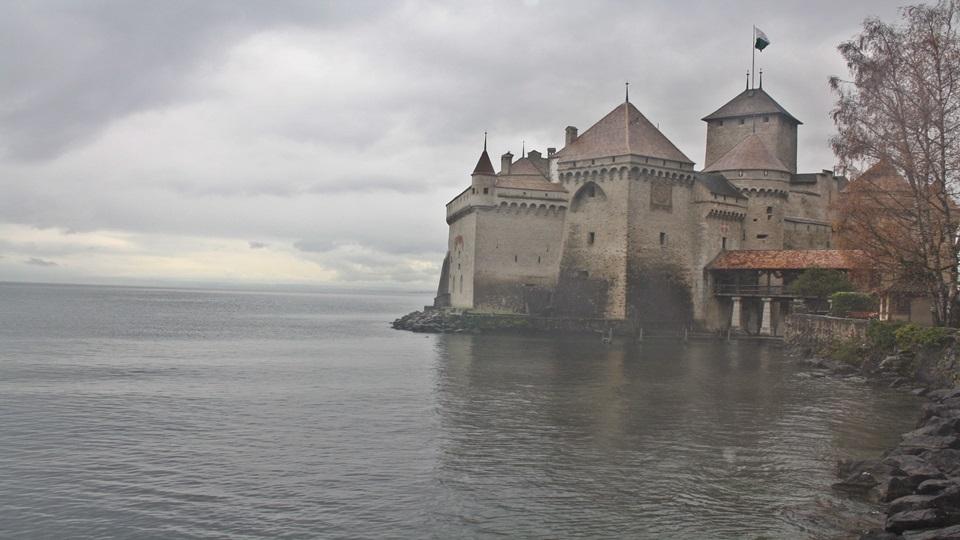 La guarnición de Suiza – El sur y centro del país