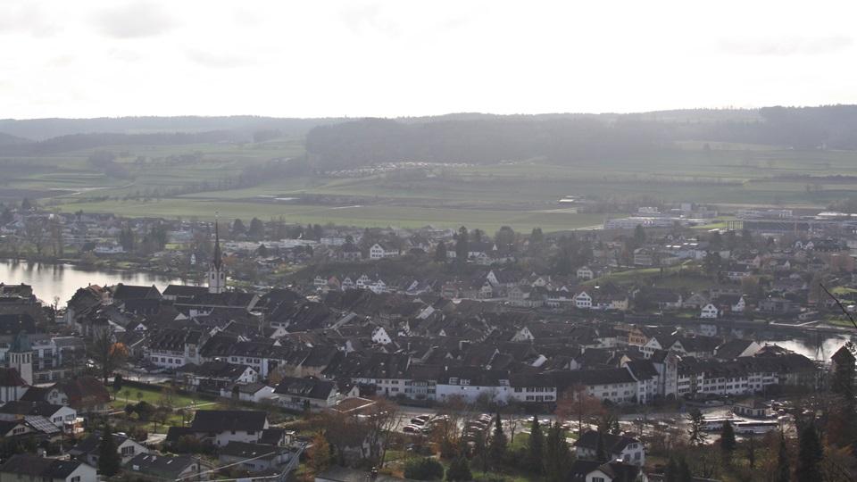 La guarnición de Suiza – A tocar con la frontera alemana