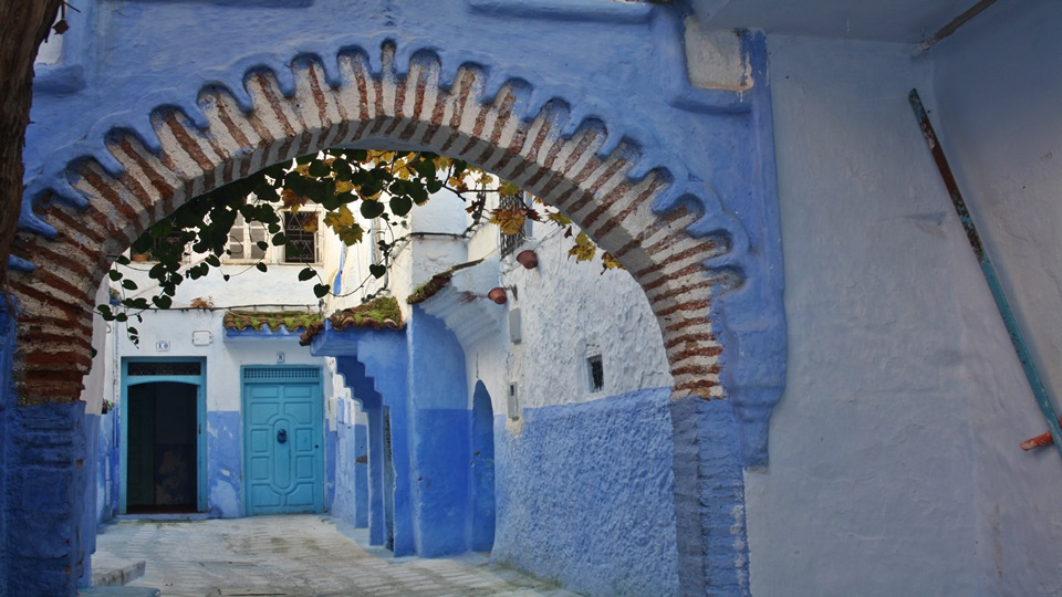 Fin de año por Marruecos – Logística del viaje y Chefchaouen