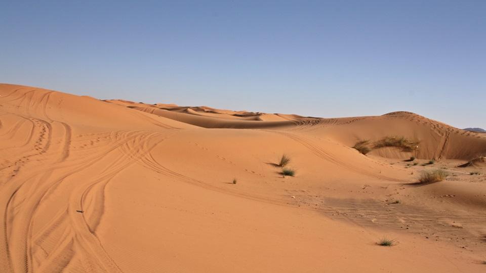 Fin de año por Marruecos – Merzouga y las dunas de Erg Chebbi