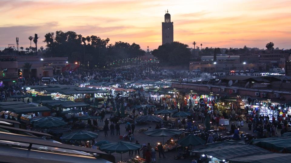 Fin de año por Marruecos – La gran Marrakech