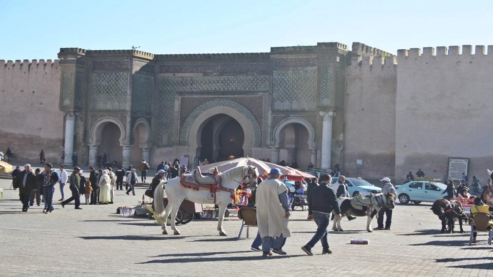 Fin de año por Marruecos – Mequínez, la ciudad imperial menor