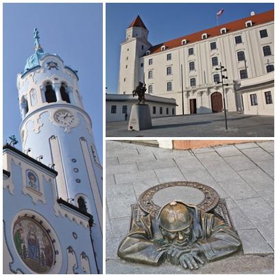 Mosaico de Bratislava