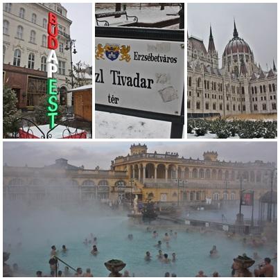 Mosaico de Budapest