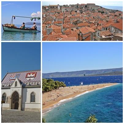 Mosaico de Croacia