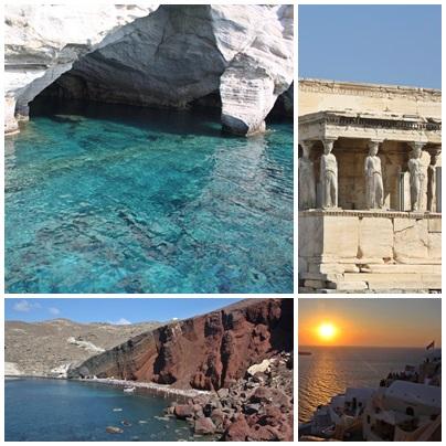 Mosaico de Grecia