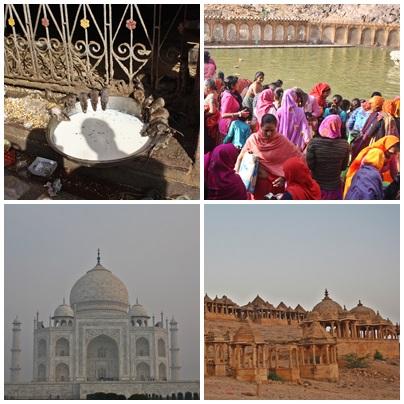 Mosaico de India