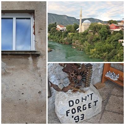Mosaico de Mostar